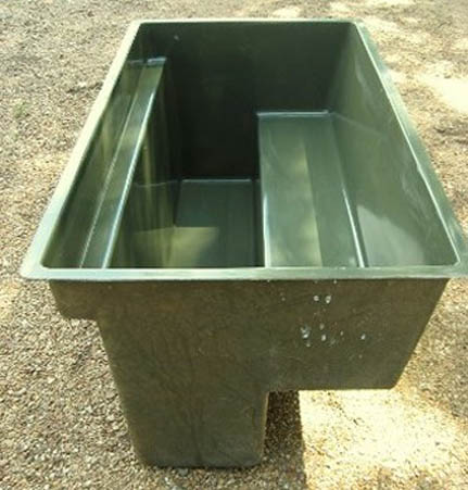 Three Man Bench Style Pit Blind